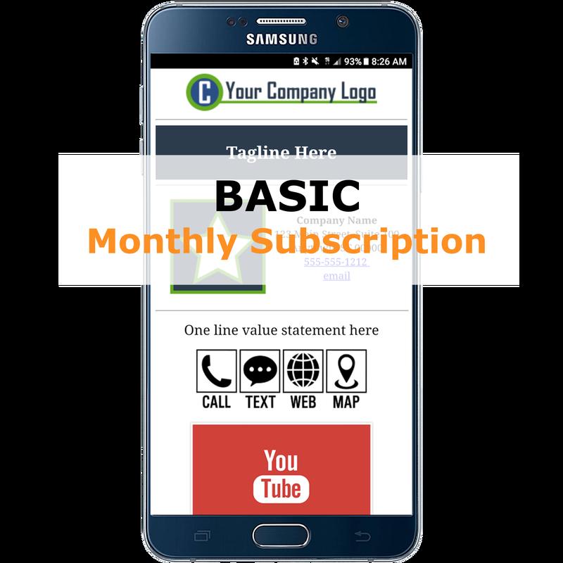 MobileFirstPage-Basic